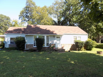 Single Family Home Contingent: 1911 Bowen Rd