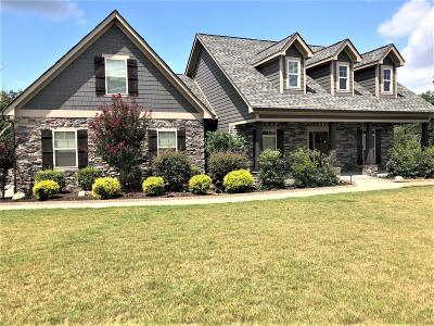 Ringgold Single Family Home For Sale: 58 The Pointe Dr