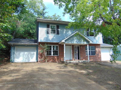 Chattanooga Multi Family Home For Sale: 411 Donaldson Rd