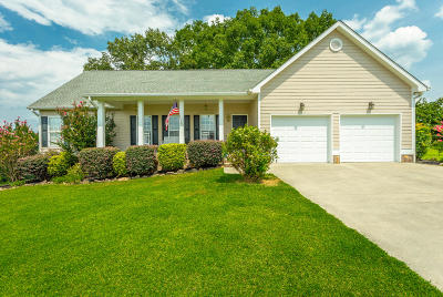 Single Family Home For Sale: 100 Raleigh Dr