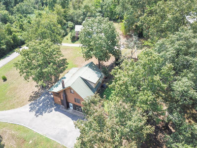 Soddy Daisy Single Family Home Contingent: 11109 Lakeview Cir