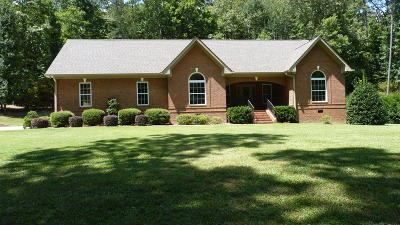 Soddy Daisy Single Family Home For Sale: 12343 Clift Mill Rd