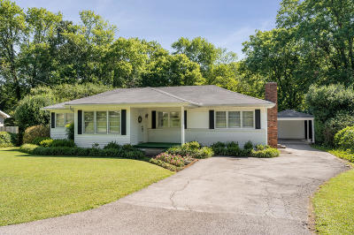 Chattanooga Single Family Home For Sale: 417 Osborne Dr