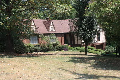 Chattanooga Single Family Home For Sale: 3316 Oak Burr Drive Dr #4