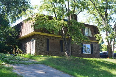 Chattanooga Multi Family Home For Sale: 3955 Teakwood Dr
