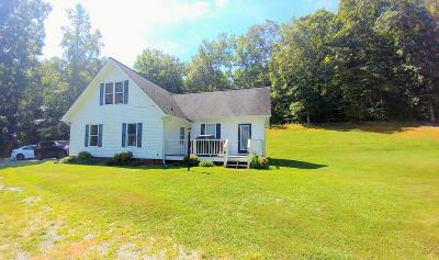 Sequatchie County Single Family Home Contingent: 61 Spring Creek Dr
