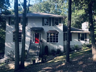 Chattanooga Single Family Home For Sale: 9207 Magic Mountain Dr