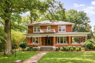 Cleveland Single Family Home For Sale: 1133 Harle Ave #Nw