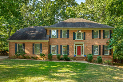 Signal Mountain Single Family Home For Sale: 3123 Pintail Ln
