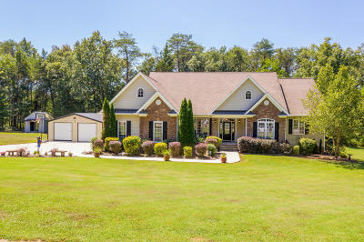 Ooltewah Single Family Home Contingent: 9134 Ooltewah Georgetown Rd