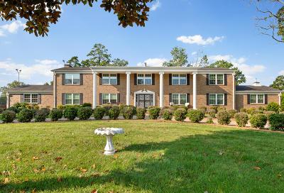 Single Family Home For Sale: 3616 Glen Oaks Dr