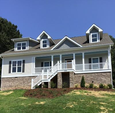 Chattanooga Single Family Home For Sale: 1506 Independence Ln