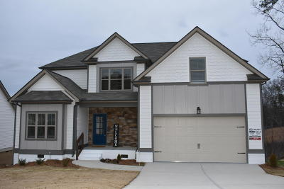 Hixson Single Family Home For Sale: 8135 Ashby Gap Way #Lot No.