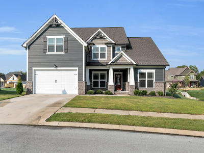 Ooltewah Single Family Home For Sale: 8548 River Birch Loop #44