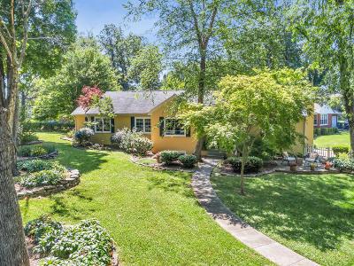 Single Family Home For Sale: 1713 Ashton St