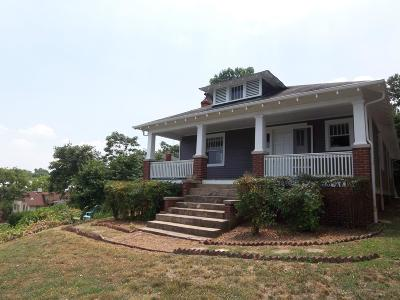 Chattanooga Single Family Home For Sale: 713 Battery Pl