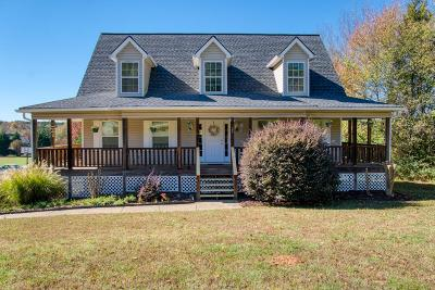 Ringgold Single Family Home For Sale: 20 Safeway Dr