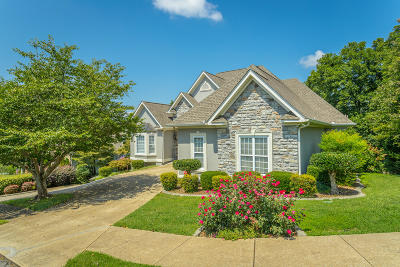 Chattanooga Single Family Home For Sale: 8506 Georgetown Trace Ln