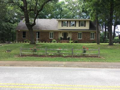 Signal Mountain Single Family Home For Sale: 1613 James Blvd