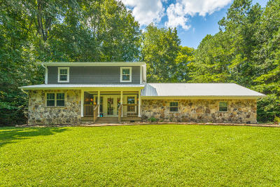 Single Family Home For Sale: 1813 White Oak Valley Rd