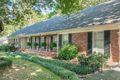 Lookout Mountain Single Family Home For Sale: 304 Marvin Ln