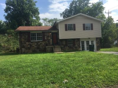 Chattanooga TN Single Family Home For Sale: $115,750