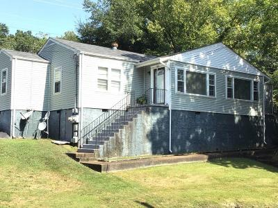 Chattanooga TN Multi Family Home For Sale: $131,000