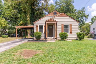Chattanooga Single Family Home For Sale: 4903 Cameron Ln