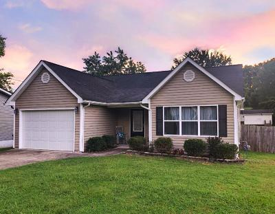 Ringgold Single Family Home For Sale: 53 Meadow Ln