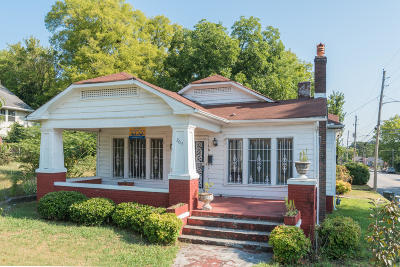 Chattanooga TN Single Family Home For Sale: $157,400