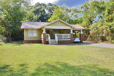 Chattanooga TN Single Family Home For Sale: $137,500