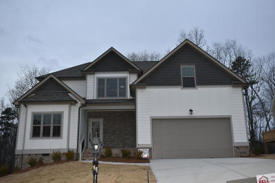 Hixson Single Family Home For Sale: 9361 Fremont Way #Lot No.