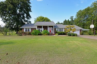Single Family Home For Sale: 892 SW Red Clay Rd