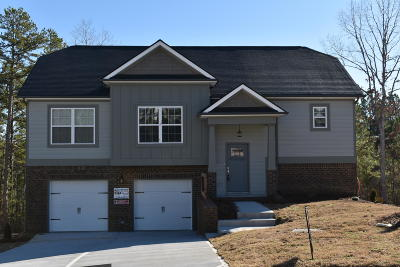 Soddy Daisy Single Family Home For Sale: 647 Hatch Tr #Lot No.