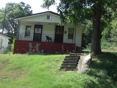 Marion County Single Family Home For Sale: 115 N Elm Ave
