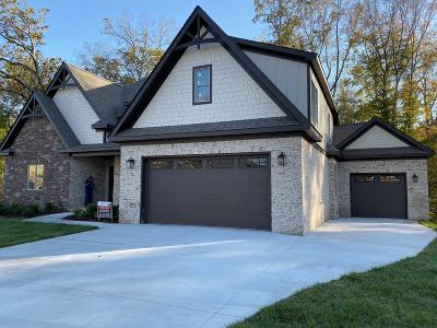 Single Family Home For Sale: 442 Heartfield Ct