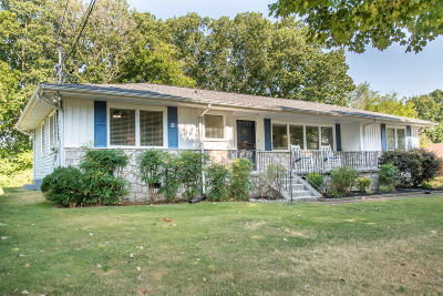Chattanooga Single Family Home For Sale: 4721 Hunter Tr