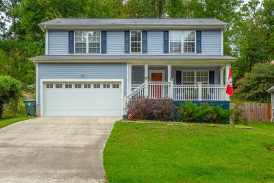 Chattanooga Single Family Home For Sale: 1827 Glenroy Ave
