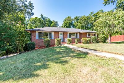 Chattanooga Single Family Home For Sale: 4012 Rogers Rd