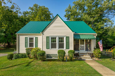 Chattanooga Single Family Home For Sale: 210 Baxter St