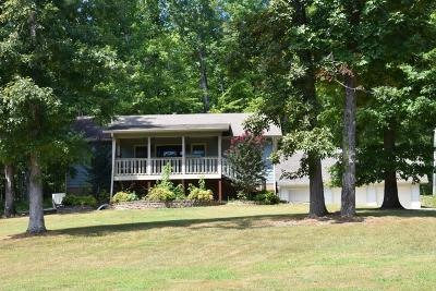 Rhea County Single Family Home For Sale: 694 Scenic Lakeview Dr