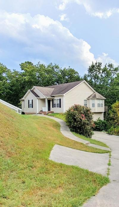 Soddy Daisy Single Family Home For Sale: 1818 Coffee Tree Ln