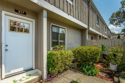 Chattanooga Condo For Sale: 800 Reads Lake Rd #317