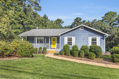 Ooltewah Single Family Home For Sale: 5323 Hunter Village Dr
