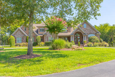 Ringgold Single Family Home For Sale: 446 Boynton Dr