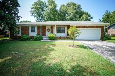 Chattanooga Single Family Home For Sale: 4304 Thunderbird Dr