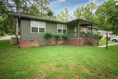 Chattanooga Single Family Home For Sale: 1478 Morris Hill Rd