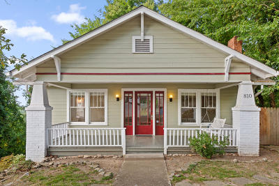 Chattanooga Single Family Home For Sale: 810 Mount Vernon Cir