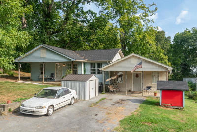 Chattanooga Multi Family Home For Sale: 3503 Myrtle Pl
