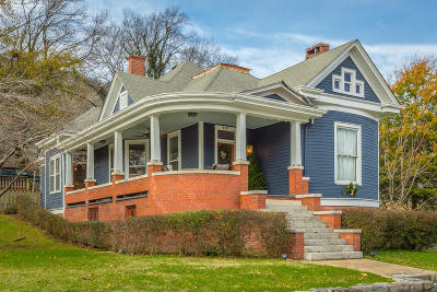 Chattanooga Single Family Home For Sale: 4207 St Elmo Ave